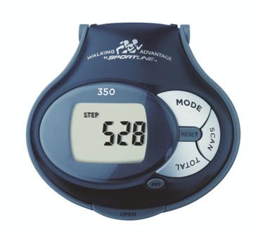 Sportline Goal Tracking Pedometer